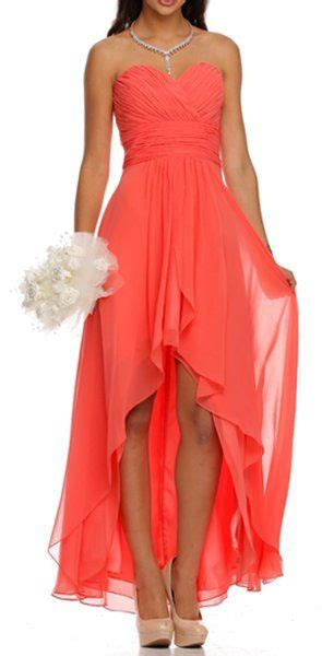 beach wedding dresses coral best 25 coral wedding dresses ideas on pinterest coral