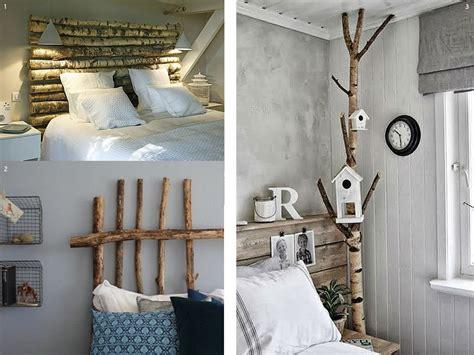 ramas decoracion interiores el bosque en casa ramas troncos y manualidades en madera