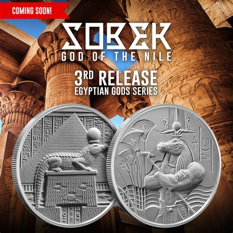 along with the gods release sobek the third release of egyptian gods provident