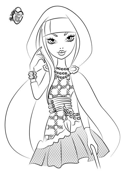 descendants coloring pages mal ever after high ausmalbilder 01