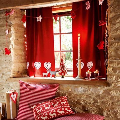 Fensterdeko Weihnachten Design by 1001 Ideen F 252 R Bezaubernde Fensterdeko Zu Weihnachten