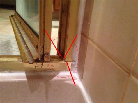 Upstairs Bathroom Leaking by Upstairs Shower Stall Leaking Doityourself Community Forums