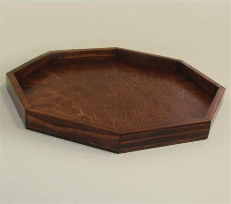 Handmade Wood Serving Trays - will make custom serving tray any sizw any wood