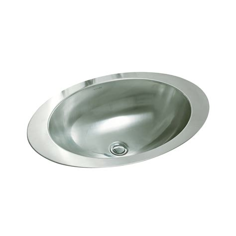 oval bathroom sinks drop in drop in oval bathroom sinks 28 images shop kohler chord white drop in oval