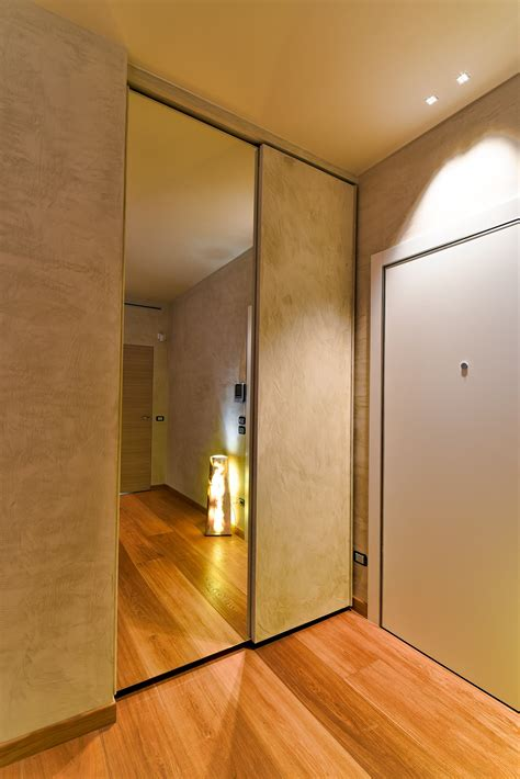armadio a muro per ingresso 05 armadio su misura ante specchio jpg