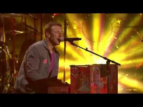 coldplay fix you live 2012 coldplay paradise live 2012 from paris coldplay