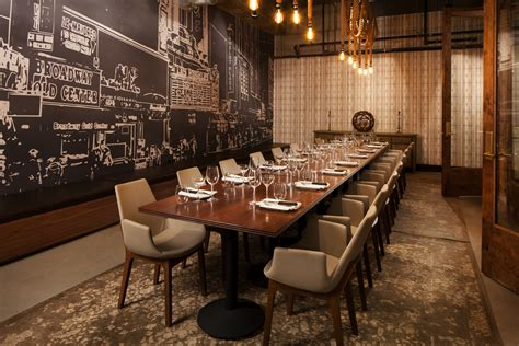 nyc restaurants with private dining rooms district restaurant on the bloc in downtown la
