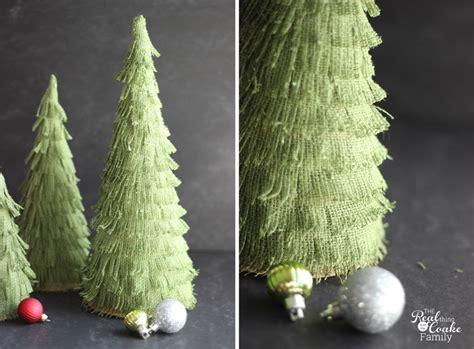 christmas crafts make your own adorable burlap christmas