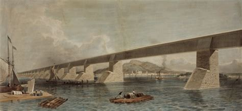 jubilee bridge across st river montreal grand traunk railway system opened for traffic december thirteenth anno domini 1898 classic reprint books file grand trunk railway of canada bridge now