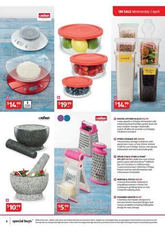 aldi kitchen appliances aldi kitchen wares offers with special buys