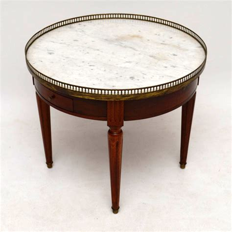 marble top table antique marble top coffee table la57650