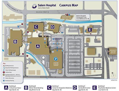 Salem Hospital Emergency Room by Emergency Room Salem Health Salem Oregon