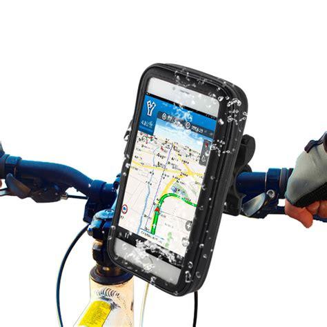 Motorrad Navi Halterung Handy fahrrad motorrad smartphonetasche halterung wasserfest
