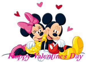 Day hallmark st valentines mickey and minnie mouse valentines day on