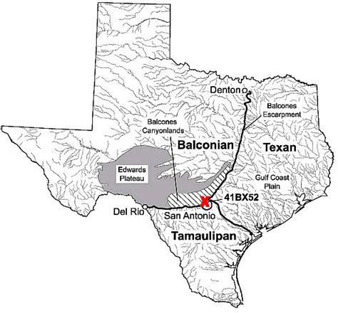 caprock escarpment texas map geography on the balcones escarpment location pictures inspirational pictures