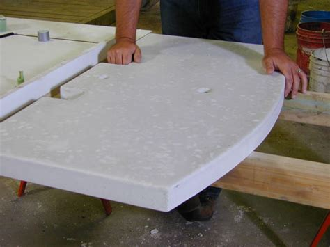 Diy Vanity Top How To De Form And Install A Customized Concrete Vanity Top How Tos Diy