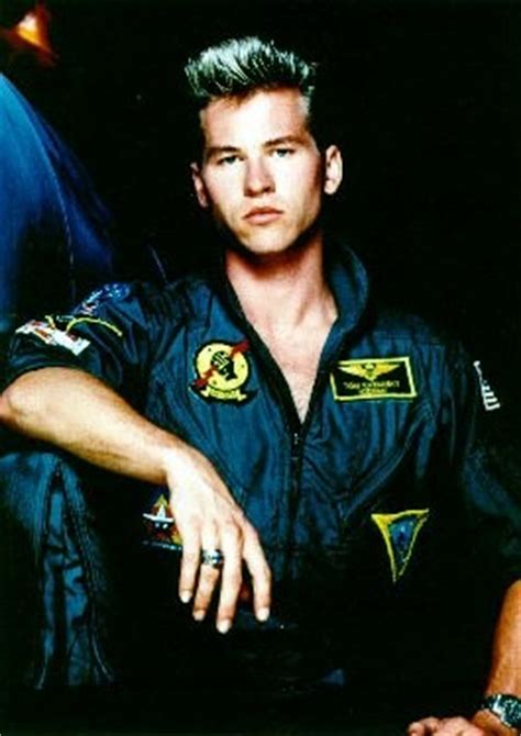 Val Kilmer Was A Putz On An Airplane by Iceman Top Gun Quotes Quotesgram