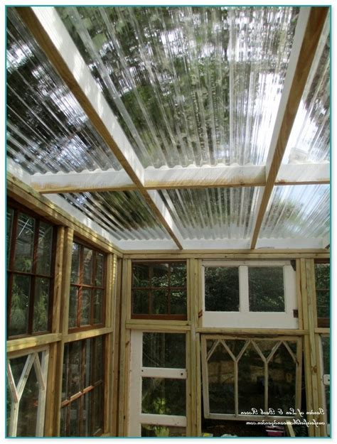 Gorgeous Greenhouse Polycarbonate Panels Home Depot