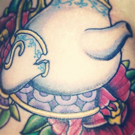 tattoos chips mrs potts chip your is a canvas