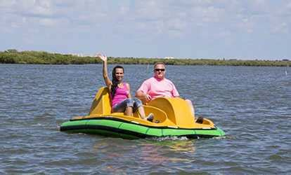 pedal boat bar jacksonville things to do deals coupons groupon