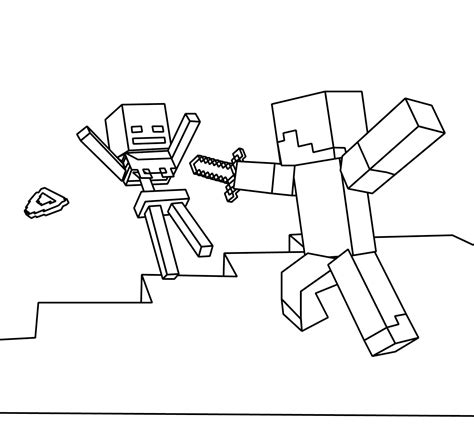 coloring pages lego minecraft minecraft coloring page coloring picture steve and