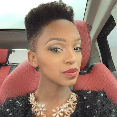 nandi mngomas hairstyles nandi mngoma inlove with her man s style youth village