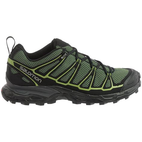 solomons shoes salomon x ultra prime hiking shoes for 108ah save 30