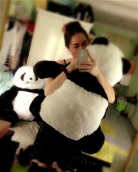 Boneka Panda Jumbo 80cm boneka panda jumbo jual boneka panda besar