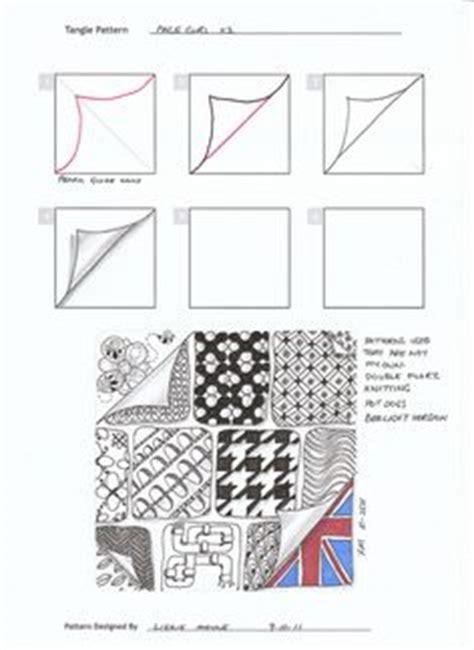 zentangle pattern braze zen tangle doodles on pinterest