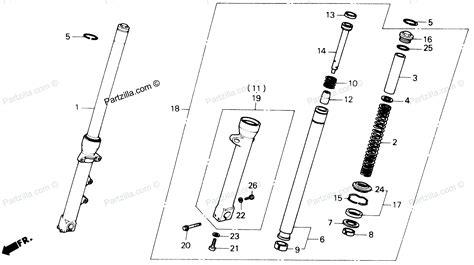 Motorrad Gabel Verbogen by Bike Suspension Fork Parts Diagram Bike Free Engine