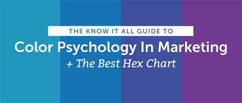 color psychology in marketing the complete guide free 159 best colors images on pinterest color schemes