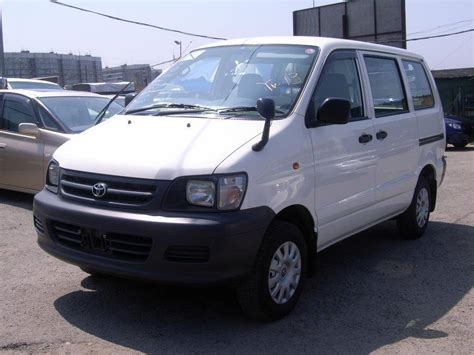 Town Toyota Used 2006 Toyota Town Ace Photos 1800cc Gasoline