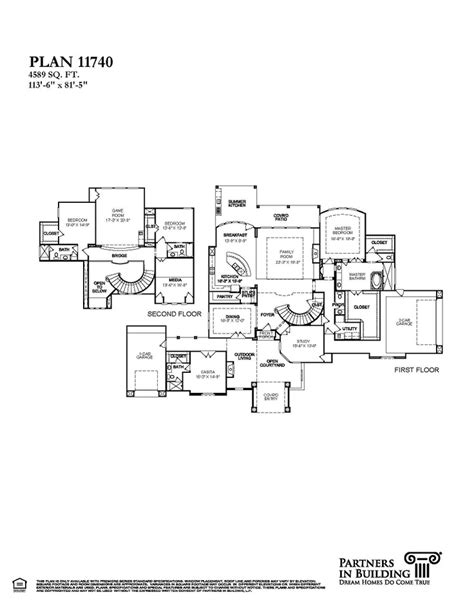 Partners In Building Floor Plans | pinterest discover and save creative ideas