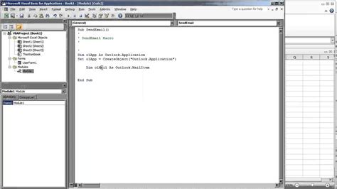 email format with exle create email from excel vba ms excel 2007 email the
