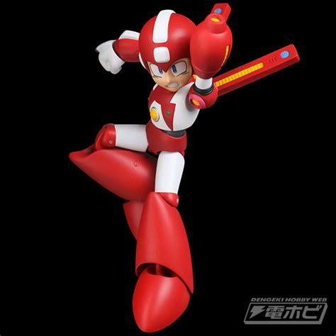 Ciput Manik スーパーロックマン カットマンがセットで千値練 4インチネル に参戦 限値練 で限定販売 電撃ホビーウェブ
