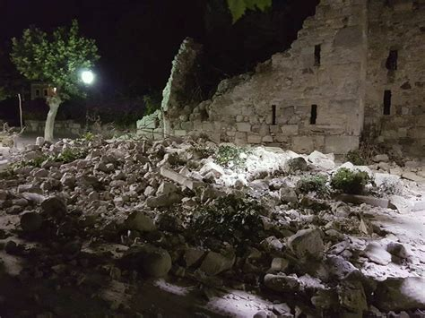 earthquake kos two people dead missing after powerful quake hits greece