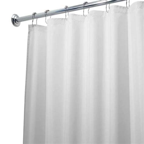 Oversized Waterproof Shower Curtain Liner