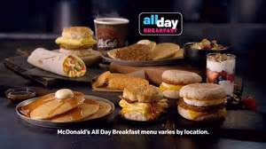 Breakfast All Day Mcdonald S Quot Breakfast All Day Quot Commercial Song