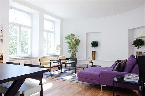 Stylish Small Studio Apartment In Stockholm   iDesignArch