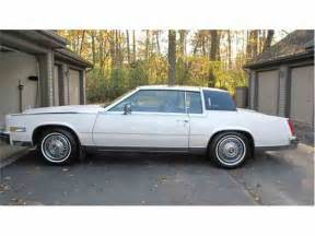 1982 Cadillac Eldorado Biarritz For Sale 1982 To 1984 Cadillac Eldorado Biarritz For Sale On