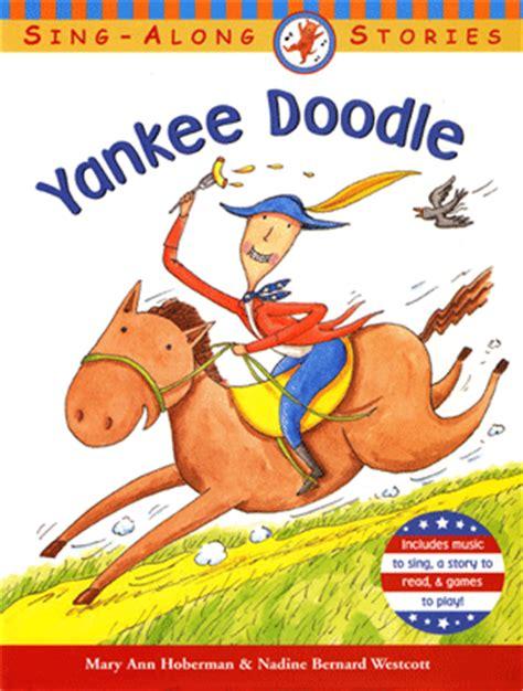 yankee doodle doodle do yankee doodle by hoberman