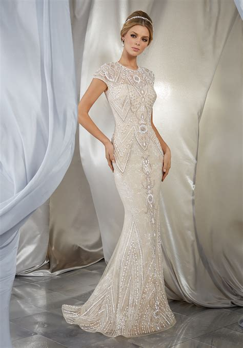 Bridal Dresses - musidora wedding dress style 6869 morilee