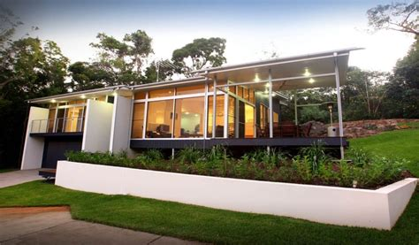 modern queenslander house plans new building designers