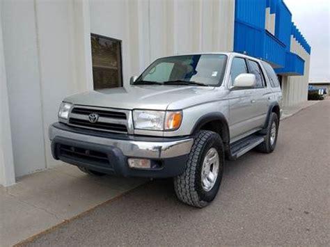 Toyota 4runner For Sale Denver 2000 Toyota 4runner For Sale Denver Co Carsforsale
