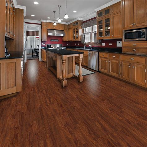 kitchen flooring ideas vinyl kitchen floor designs with vinyl plank flooring houses