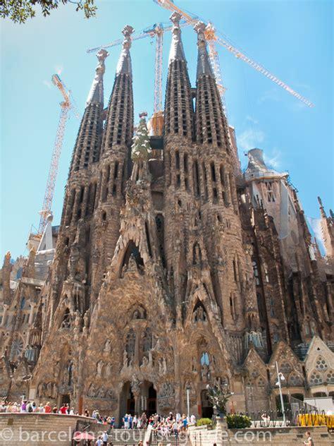 Beat the Queue at Gaudi's Sagrada Familia