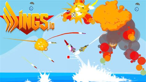 www io wings io dogfight new addicting multiplayer