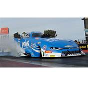 John Force Racing Peak Announce Expanded Partnership  NHRA