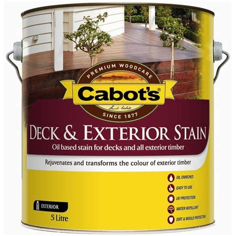 cabots  silver beech oil based deck  exterior stain