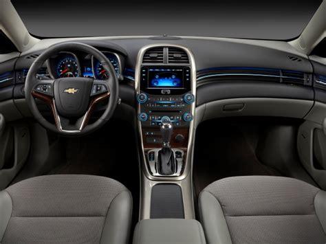 Chevy Malibu Interior Dimensions by 2013 Chevrolet Malibu Interior U S News World Report
